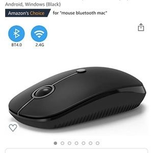Brand new wireless mouse